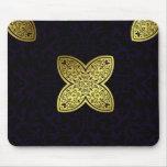 Mousepad oriental con diseño ornamental tapetes de raton