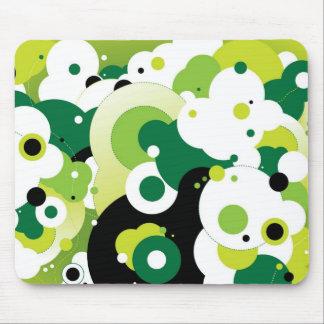 Mousepad | Overlapping Circles