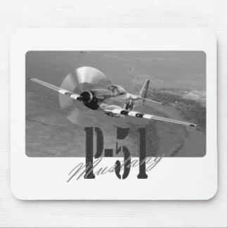 Mousepad P-51 Mustang