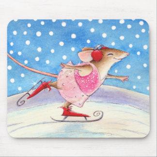 Mousepad patinador del ratón alfombrillas de ratón
