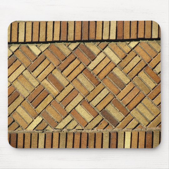 Mousepad - Patterned Brick Wall