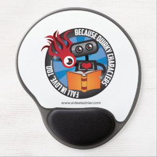 Mousepad peculiar alfombrilla gel