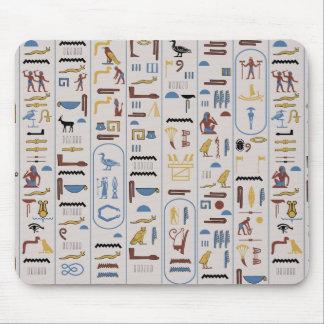 Mousepad - Pharaoh fondo de la ceniza Tapetes De Raton