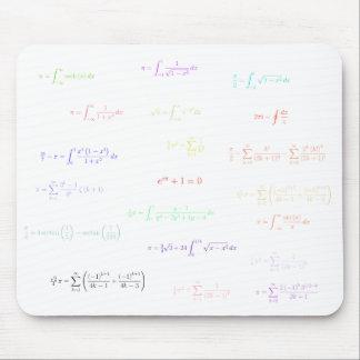 Mousepad - pi representations