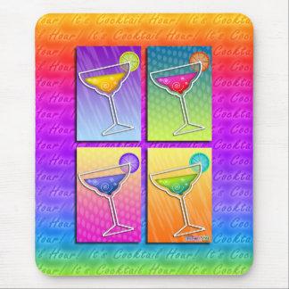 Mousepad - Pop Art Margaritas