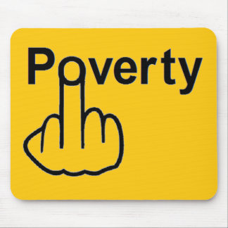 Mousepad Poverty