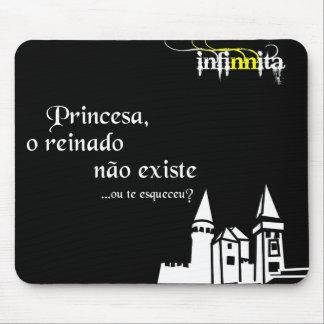 Mousepad Princesa de Cristal