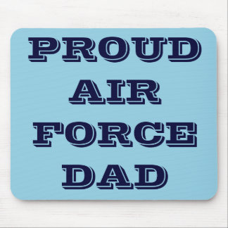Mousepad Proud Air Force Dad