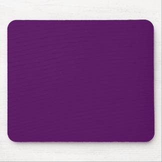 Mousepad púrpura oscuro alfombrilla de raton