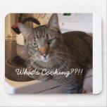 ¡Mousepad- qué está cocinando??!! Tapete De Ratón