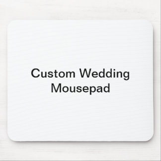 Mousepad que se casa de encargo