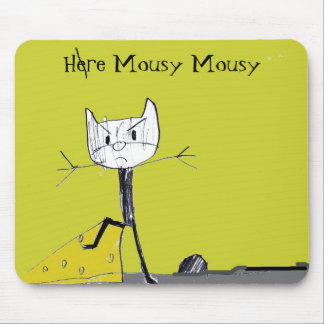 Mousepad ratonil aquí ratonil