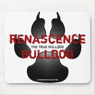 Mousepad Renascence Bulldog