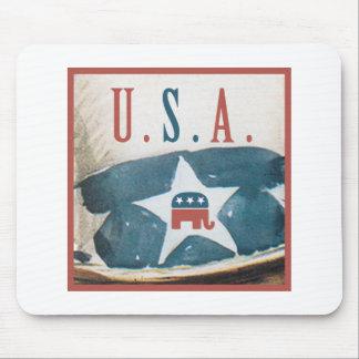 Mousepad republicano