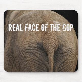 Mousepad republicano anti Anti-GOP