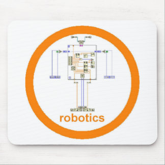 Mousepad - Robotics