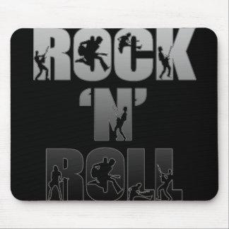 """Mousepad """"Rock """"N"""" Roll """""""
