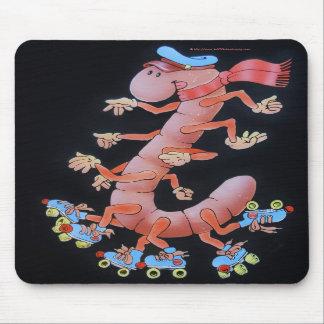 Mousepad - Rollapilla - grandes para los niños Alfombrillas De Ratón