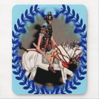 Mousepad Roman Horse Soldier By Ladee Basset