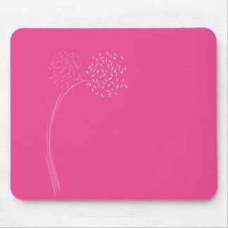 Mousepad rosado
