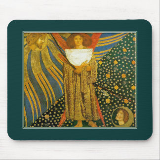 Mousepad: Rossetti's Painting of Love Mouse Pad