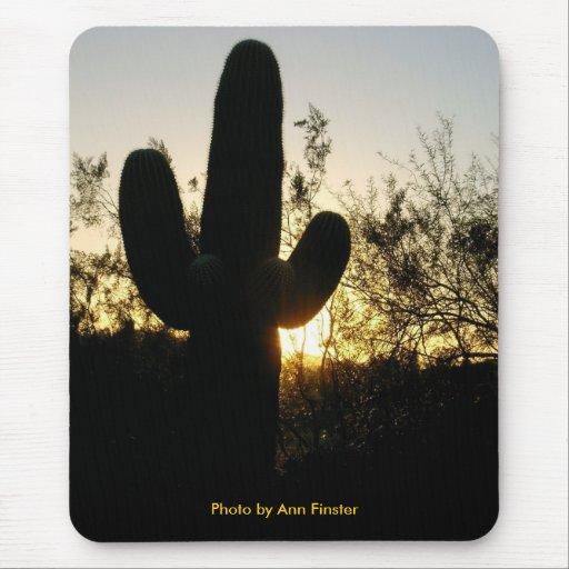 Mousepad / Saguaro Sunset