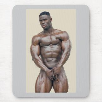 Mousepad, Sam Addo, bodybuilder S39B