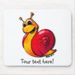 Mousepad - Sammy Snail