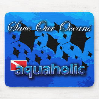 Mousepad Save Our Oceans
