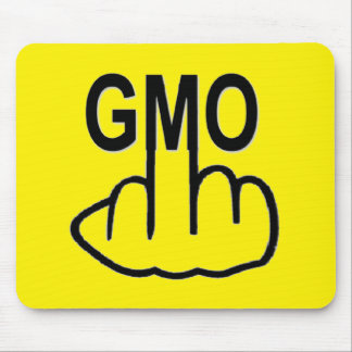 Mousepad Say No To GMO