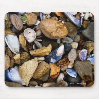 mousepad - shells