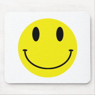 Mousepad sonriente