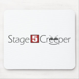 Mousepad - Stage 5 Creeper