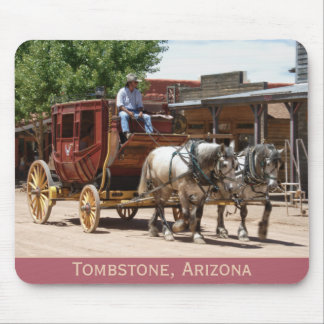 Mousepad: Stagecoach Ride #2