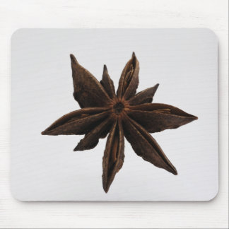 Mousepad star of anises