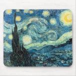 Mousepad - Starry Night