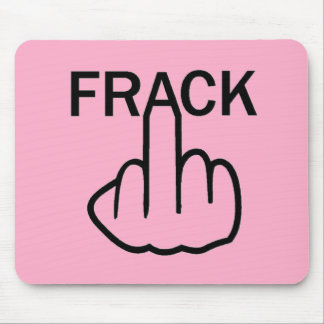 Mousepad Stop Fracking