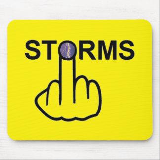 Mousepad Storms Flip