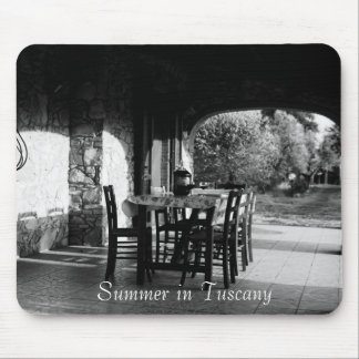 Mousepad: Summer in Tuscany Mouse Pad