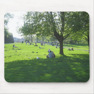 Mousepad - Sunday in the Park in Oslo