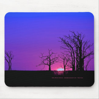Mousepad - Sunset.