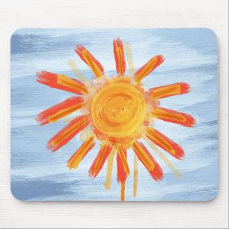 Mousepad, Sunshine Painting Mouse Pad