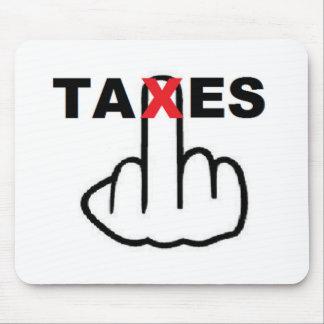 Mousepad Taxes Too High