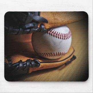 MousePad: Temporada de béisbol Tapete De Raton
