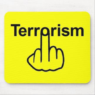 Mousepad Terrorism Flip