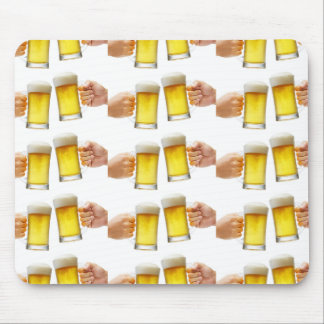 """MOUSEPAD THAT SAYS """"CHEERS ALL OVER THE PLACE"""""""