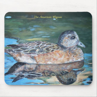 Mousepad - The American Wigeon