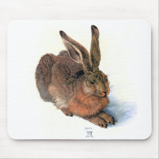 Mousepad:  The Rabbit Mouse Pad