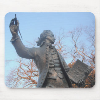 Mousepad Thomas Paine Holding Rights Of Man