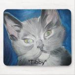 "Mousepad ""Tibby"""